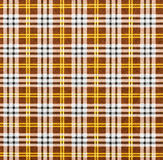 Checked pattern in brown tones Stock Photos