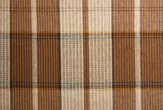 Checked plaid Royalty Free Stock Photography
