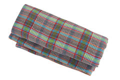 Checked plaid Stock Images