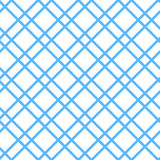 Checked seamless vector pattern. Stock Images