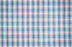Checked shirt. Checked pattern style of shirt for background royalty free stock photos