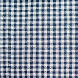 Checked tablecloth Royalty Free Stock Image