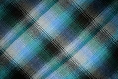 Checked textile Stock Photo