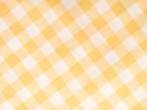 Checked Textile Royalty Free Stock Image