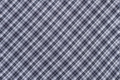 Checked woven texture for pattern and background Royalty Free Stock Image