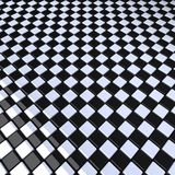 Checker 2. Boxes checker (chess) abstract background Stock Photography