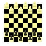 Checker Zdjęcia Royalty Free