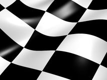 Checker background. Three-dimensional graphic illustration. Checker background. 3d Stock Photos