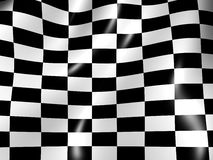 Checker background. Stock Images