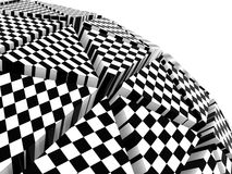 Checker background. Royalty Free Stock Images
