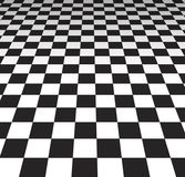 Checker Board Stock Photo