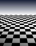 Checker Board Pattern Background - vector illustra Stock Photos