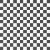 Checker chevron black and white pattern Royalty Free Stock Photography