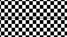 Checker Drzwiowa animacja, Odpłaca się tło, pętla, 4k ilustracji