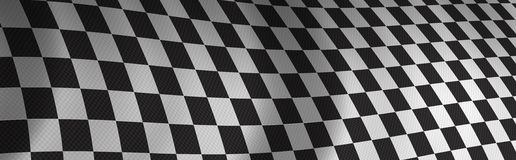 Checker Flag Stock Image