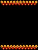 checker graniczny pepper Zdjęcia Stock