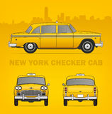 Checker-manhattan Royalty Free Stock Images