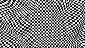 Checker Nawierzchniowa Bezszwowa pętla ilustracja wektor