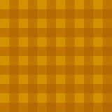 Checker pattern in dark golden hues Stock Images