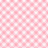 Checker pattern in hues on pink and white Royalty Free Stock Photos
