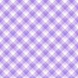 Checker pattern in hues of violet and white Royalty Free Stock Image