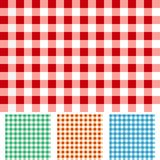 Checker Patterns Stock Image