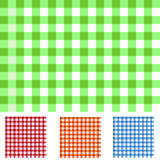Checker Patterns Stock Photo