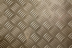 Checker plate texture Royalty Free Stock Image