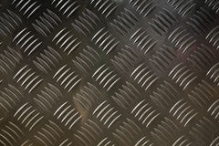 Checker plate texture Royalty Free Stock Photos