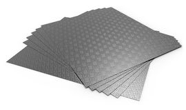 Checker plates Royalty Free Stock Photography