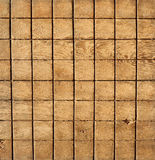 Checker wood textured Royalty Free Stock Photo