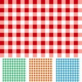 checker wzory Obraz Stock