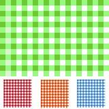 checker wzory Zdjęcie Stock