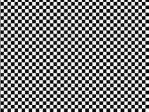 Checkerboard αναδρομική περίληψη Στοκ φωτογραφία με δικαίωμα ελεύθερης χρήσης