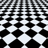 Checkerboard background Royalty Free Stock Photo