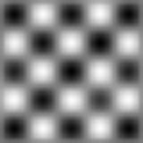 Checkerboard blur royalty free stock photography