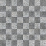 Checkerboard Concrete Pattern Stock Photos