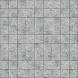 Checkerboard Concrete Pattern Stock Image