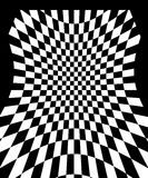 Checkerboard pattern stock photography