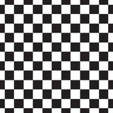 Checkerboard seamless pattern. Black and white abstract, geometric infinite background. Square repeating texture. Modern Stock Photos