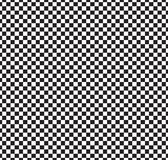 Checkerboard seamless pattern. Black and white abstract, geometric infinite background. Square repeating texture. Modern Royalty Free Stock Photo