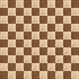 Checkerbord pattern Stock Photo