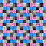 Checkerbord pattern Royalty Free Stock Image
