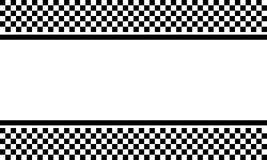 Checkered вектор предпосылки Стоковые Изображения RF
