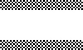 Checkered вектор предпосылки Стоковые Фото