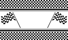Checkered вектор предпосылки Стоковое фото RF