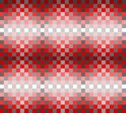 checkered картина конструкции безшовная Стоковые Фотографии RF