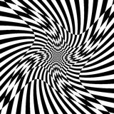 Checkered картина с эффектом искажения Деформированный, солдат нерегулярной армии ch Стоковое Изображение