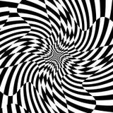 Checkered картина с эффектом искажения Деформированный, солдат нерегулярной армии ch Стоковые Изображения