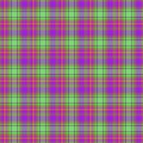 Checkered носовой платок Стоковое Фото